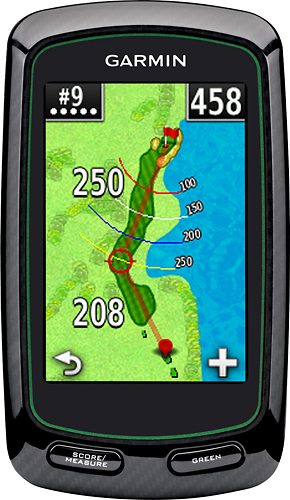 Garmin - Approach G6 Golf GPS - Black