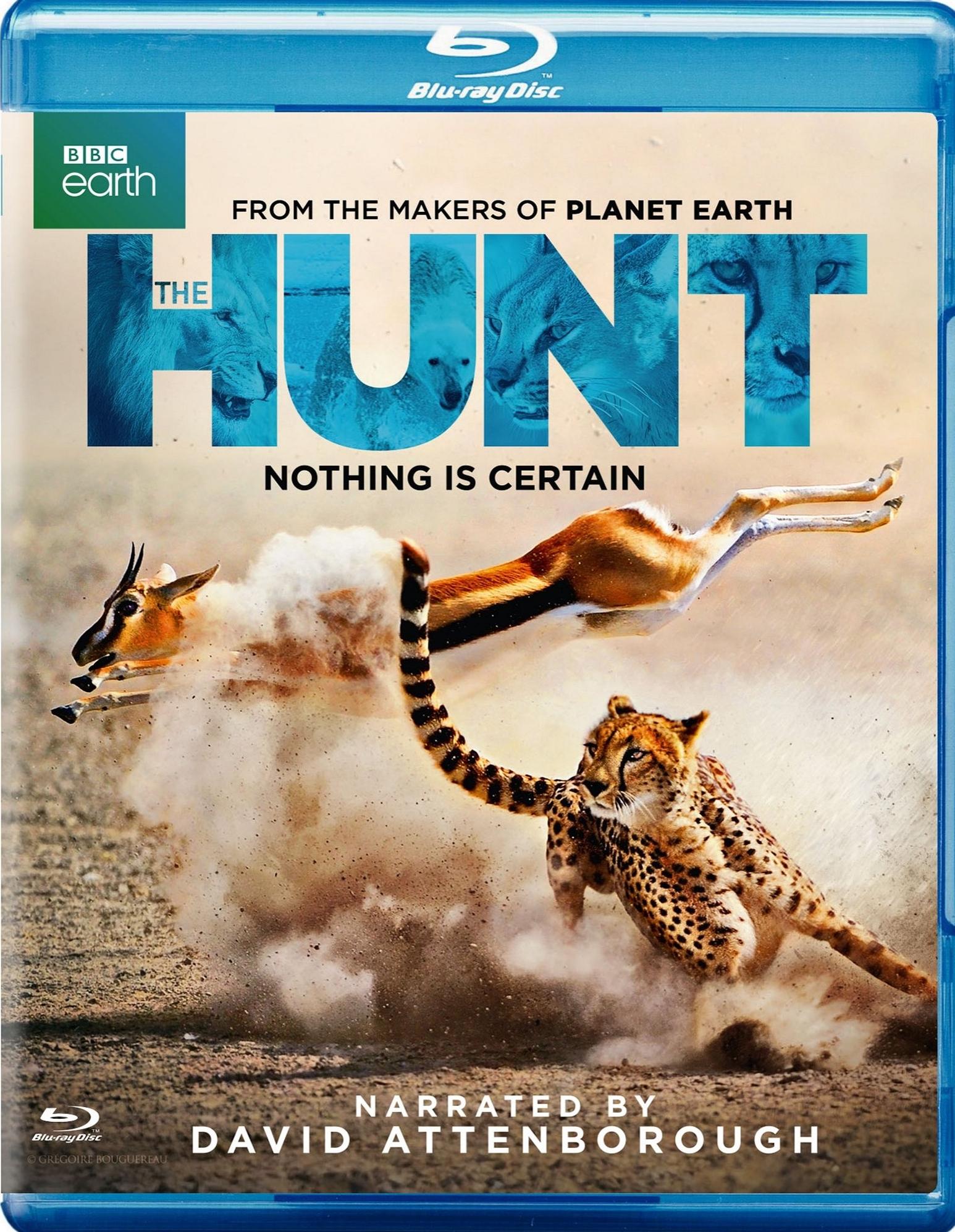 The Hunt [blu-ray] 5479601
