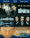 Departed/goodfellas/aviator [3 Discs] [blu-ray] 5485228
