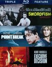Executive Decision/point Break/swordfish [3 Discs] [blu-ray] 5485237