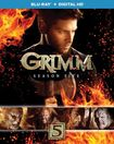 Grimm: Season Five [includes Digital Copy] [ultraviolet] [blu-ray] [5 Discs] 5489000
