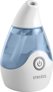 Homedics® - 0.17 Gal. Ultrasonic Cool Mist Humidifier - White 5492000