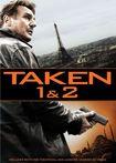 Taken 1 & 2 [2 Discs] (dvd) 5492600