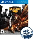 Infamous: Second Son - PRE-OWNED - PlayStation 4