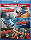 Sharknado Triple Feature [blu-ray] [3 Discs] 5506602