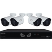 Night Owl - 8-channel 4-cameras Indoor/outdoor Wired 1080p 1