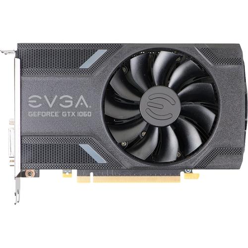 Evga - Nvidia GeForce GTX 1060 6GB GDDR5 PCI Express 3.0 Graphics Card