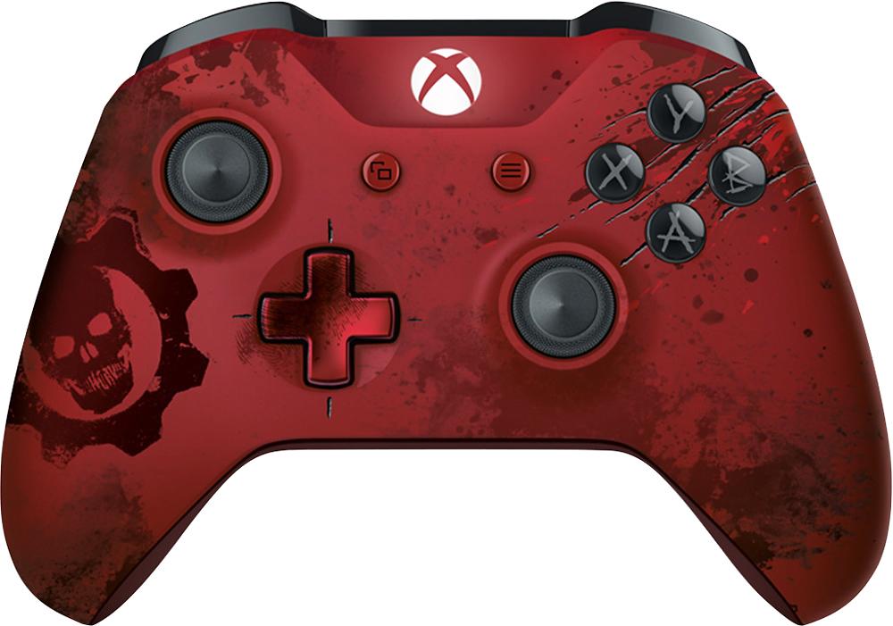 Microsoft - Gears Of War 4 Crimson Omen Limited Edition Wire