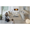 Blueair - Classic Console Air Purifier - White 5516900