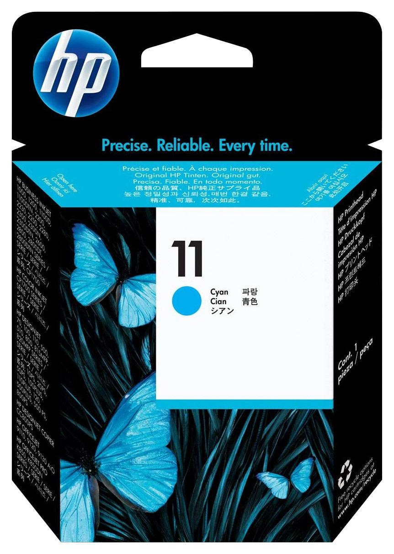 Hp - 11 Printhead - Cyan 5518736