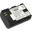 Wasabi Power - Rechargeable Lithium-ion Replacement Battery For Select Canon Digital Cameras - Black