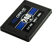 VisionTek - Go-Drive 240GB Internal Serial ATA III Solid State Drive for Laptops - Black