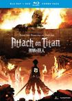 Attack On Titan: Part 1 [4 Discs] [blu-ray/dvd] 5527047