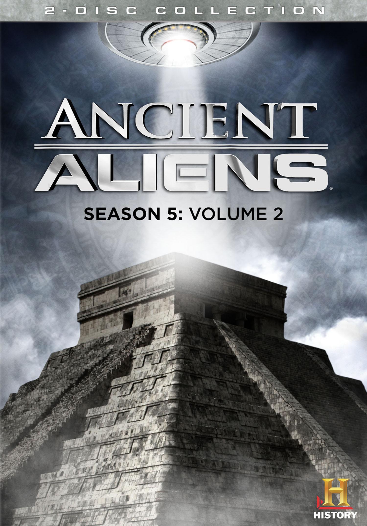Ancient Aliens: Season Five, Vol. 2 [3 Discs] (dvd) 5530021