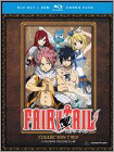 Fairy Tail: Collection Two (8pc) (w/dvd) (blu-ray Disc) 5533115