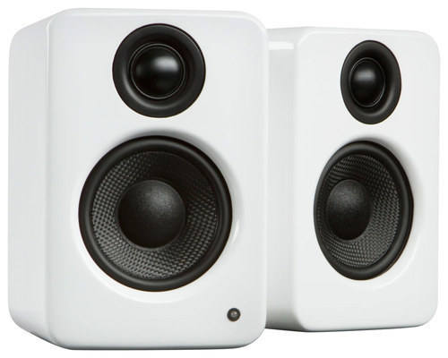 Kanto - YU2 3 2-Way Powered Desktop Speakers (Pair) - Gloss White