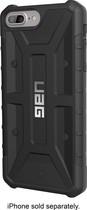 Urban Armor Gear - Pathfinder Case For Apple Iphone 6s Plus And 7 Plus - Black