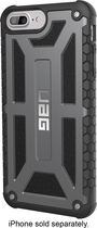 Urban Armor Gear - Monarch Case For Apple Iphone 6s Plus And 7 Plus - Graphite