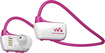 Sony - 4GB* Wearable Sports MP3 Player - Pink