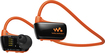 Sony - 4GB* Wearable Sports MP3 Player - Orange