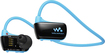 Sony - 4GB* Wearable Sports MP3 Player - Blue