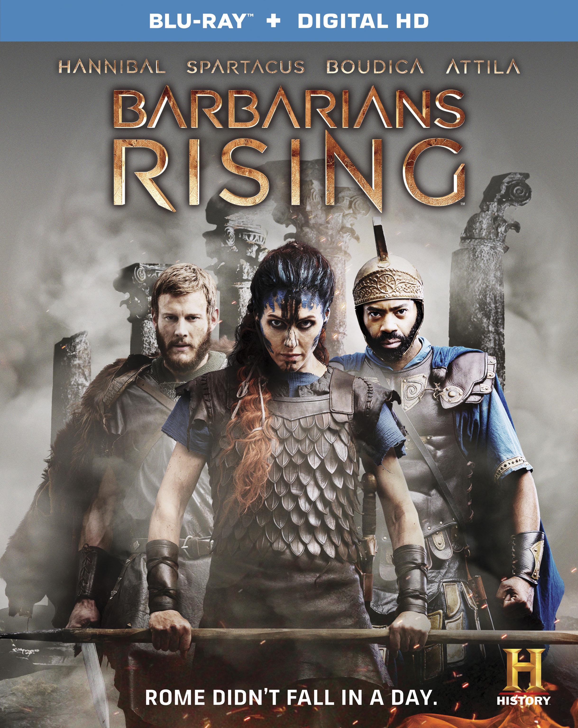 Barbarians Rising [blu-ray] [2 Discs] 5543108