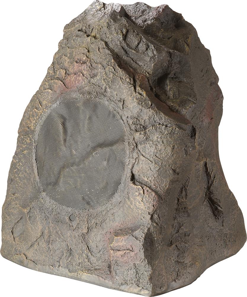 """MartinLogan - Installer Series 7-1/2"""" 80W Outdoor Speaker (Each) - Gray Stone"""