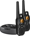 Uniden - 26-Mile, 22-Channel FRS/Gmrs 2-Way Radio (Pair) - Black