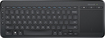 Microsoft - Wireless All-In-One Media Keyboard - Black