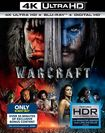 Warcraft [includes Digital Copy] [4k Ultra Hd Blu-ray/blu-ray] [only @ Best Buy] [bonus Content] 5555500