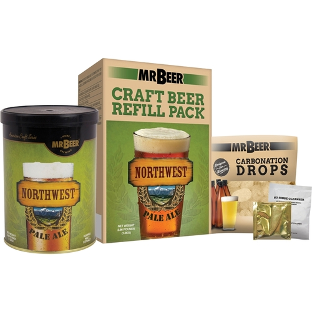 Mr. Beer - Northwest Pale Ale Refill