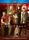 Sanctuary: The Complete Fourth Season [4 Discs] [blu-ray] 5560082