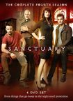 Sanctuary: The Complete Fourth Season [4 Discs] (dvd) 5560116