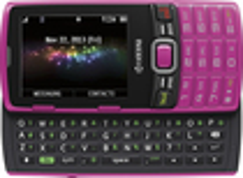 Kyocera - Verve Cell Phone - Pink (Sprint)