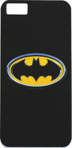 iHip - Batman Case for Apple® iPhone® 5 - Black/Yellow