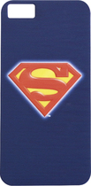 iHip - Superman Case for Apple® iPhone® 5 - Blue/Yellow/Red