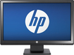 "HP - 20"" Widescreen Flat-Panel LED Monitor - Black"
