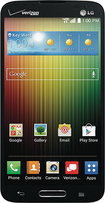 LG - Lucid 3 4G LTE Cell Phone (Verizon) - Black (Verizon Wireless)