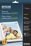 "Epson - 20-Pack 5"" x 7"" Glossy Photo Paper"