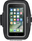 Belkin - Sport-fit Plus Armband For Apple Iphone 7 - Black