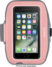 Belkin - Sport-fit Plus Armband For Apple Iphone 7 - Carnation