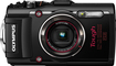 Olympus - TG-4 16.0-Megapixel Digital Camera - Black