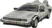 Diamond Select Toys - Back To The Future: Iced Time Machine Electronic Vehicle Collector Set - Multi 5568011
