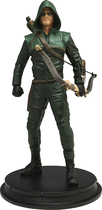 Icon Heroes - Arrow Tv Season 1 Statue Paperweight - Green/black/flesh 5568025