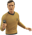 Diamond Select Toys - Star Trek: Captain Kirk Bust Bank - Multi 5568031