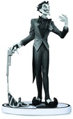 Dc Collectibles - Batman Black And White: Joker Statue (2nd Edition) - Multi 5568032