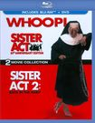 Sister Act/sister Act 2 [20th Anniversary Edition] [3 Discs] [blu-ray/dvd] 5569038