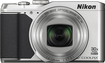 Nikon - Coolpix S9900 16.0-Megapixel Digital Camera - Silver