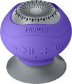 Hmdx - Neutron Wireless Suction Speaker - Purple
