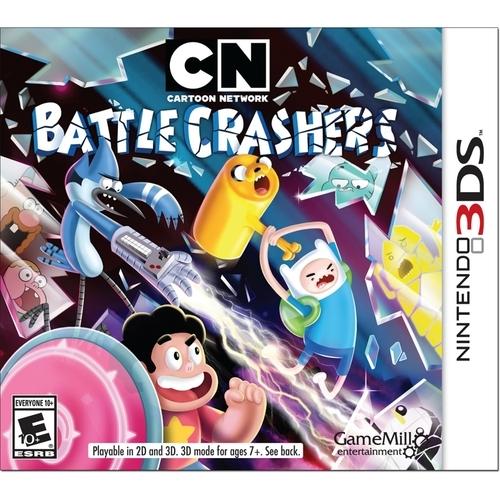 Cartoon Network: Battle Crashers - Nintendo 3ds 5574800